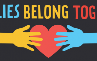 Families Belong Together Logo