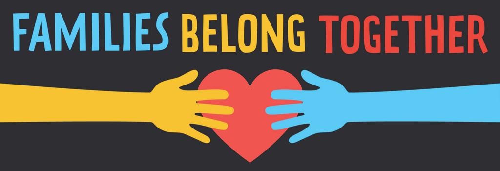 Families Belong Together Logo
