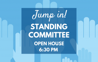 June 2018 Meeting Standing Committee Open House at 6:30PM