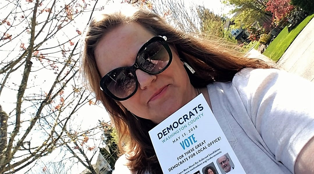 Neighborhood Leader Profile: Karen Reynolds