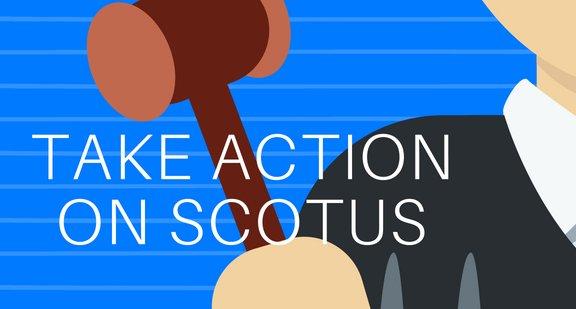 WashCo Dems take action on SCOTUS
