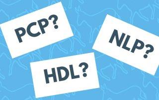 Oregon political terms PCP, NLP, HDL
