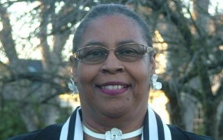 Black American caucus chair Glendora Claybrooks