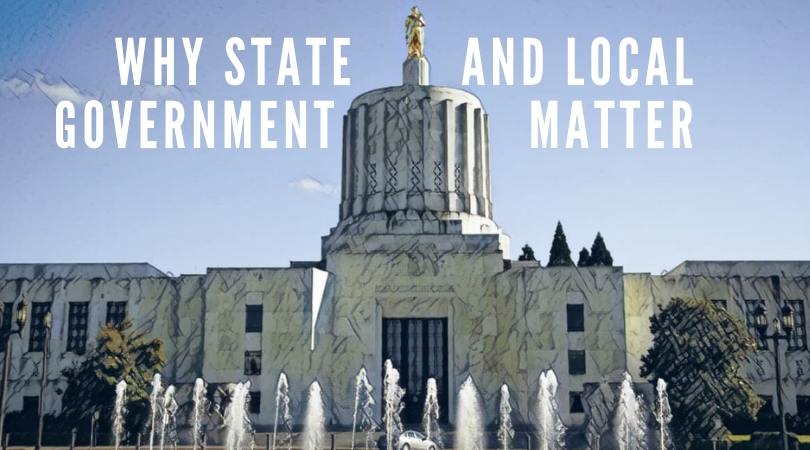 Why State and Local Government Matter