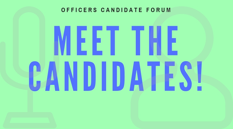 Washington County Democrats Nominating Committee: Officers Candidate Forum