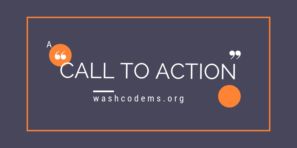 WashCo Dems Call to Action: Gender Equity in WashCo Dems' Delegate Elections