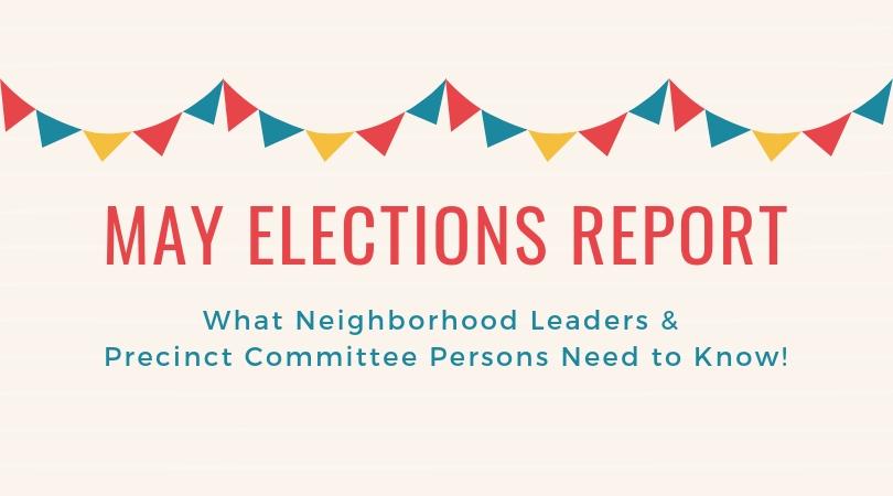 Washington County may elections report