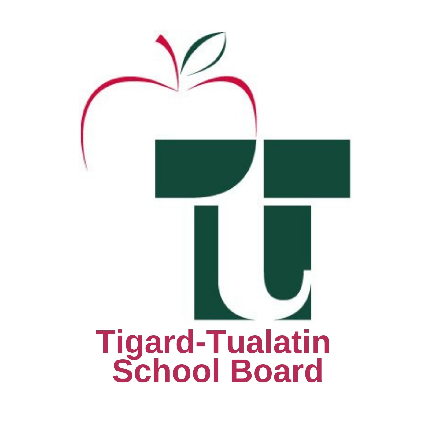 Tigard Tualatin school board logo