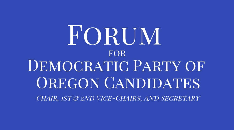 Forum for DPO Candidates