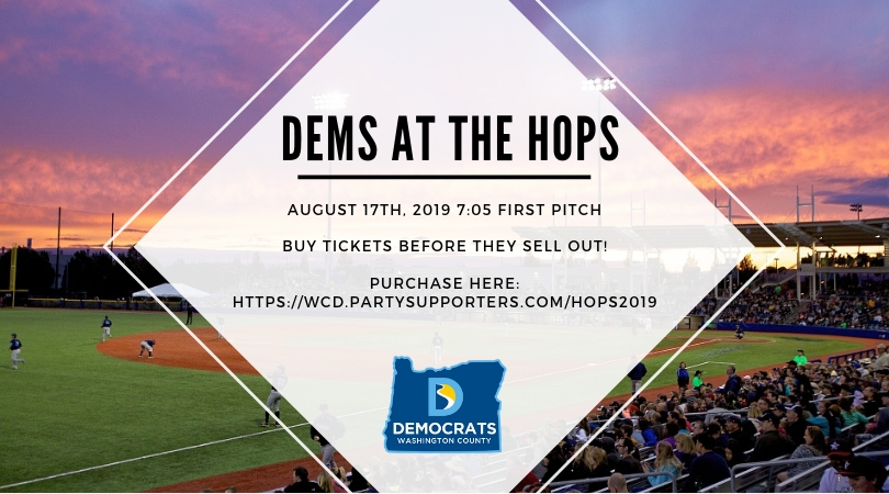 See you at the 2019 Hillsboro Hops on August 17th!