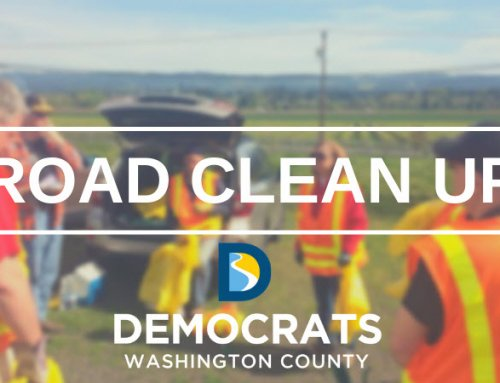 WashCo Dems Road Cleanup (6/1)
