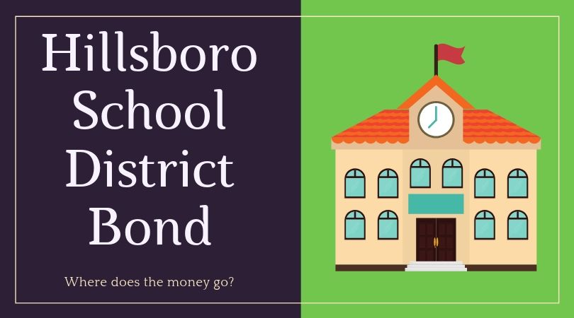 Keeping Up with the 2017 Hillsboro School District Bond