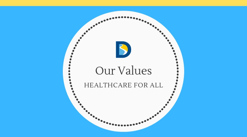 article series logo healthcare for all