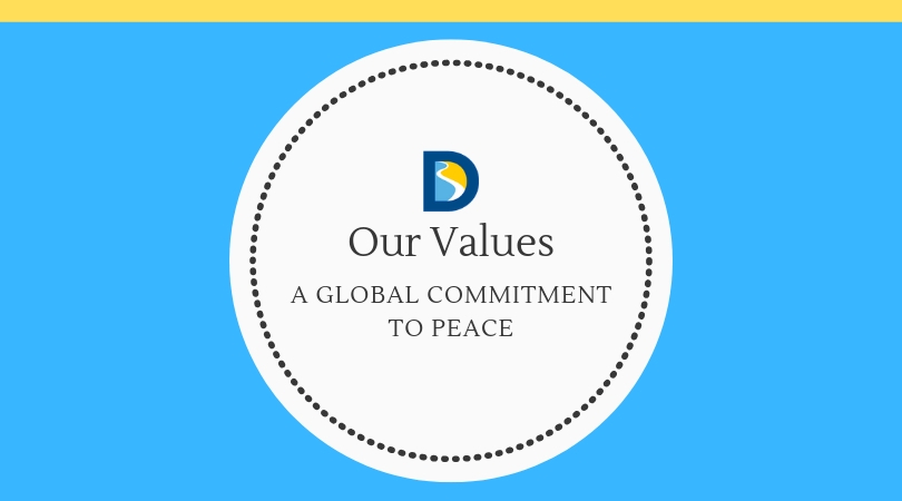 Our Values: A Global Commitment to Peace