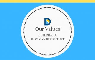 article series logo building a sustainable future
