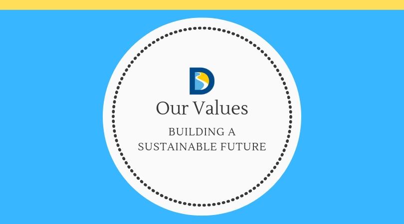 Our Values: Building a Sustainable Future