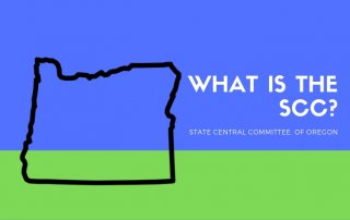 outline of the state of Oregon and what is the scc text