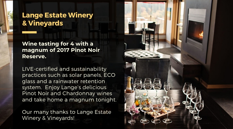 neuberger gala promo featuring lange vineyard