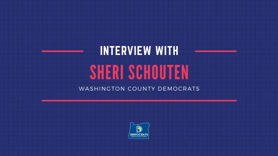 Interview with Sheri Schouten