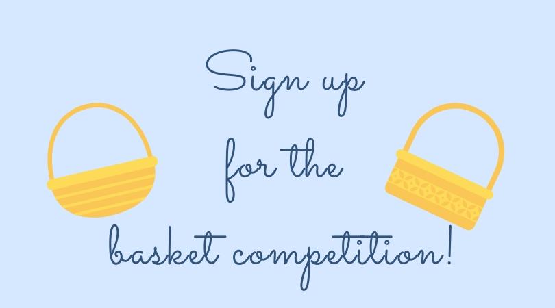SpringFest – Auction Fundraising Best Basket Contest