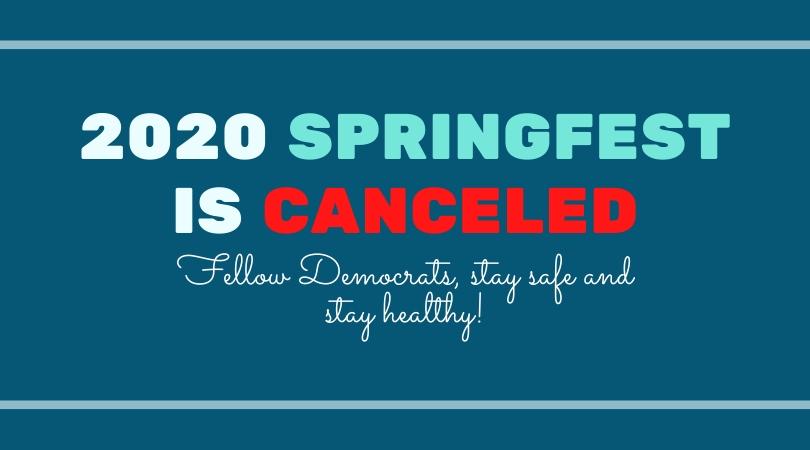 CANCELED: April 18, 2020 SpringFest – Go Forward. Go Together.
