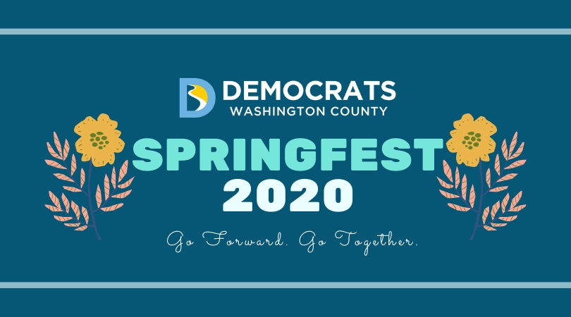 April 18, 2020 SpringFest – Go Forward. Go Together.