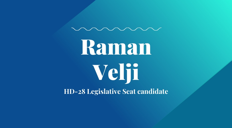 HD-28 Candidate Highlight — Raman Velji