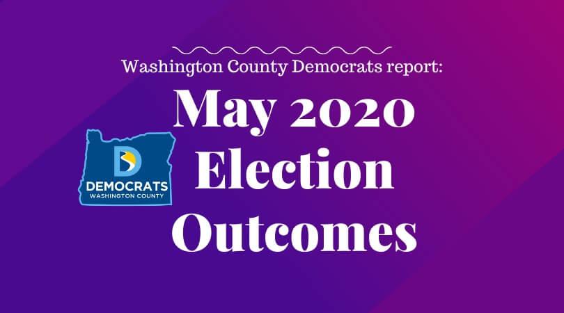 purple may 2020 election promo
