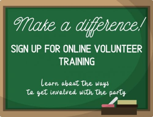 ONLINE TRAINING: Getting Involved with the WashCo Dems (2/25)