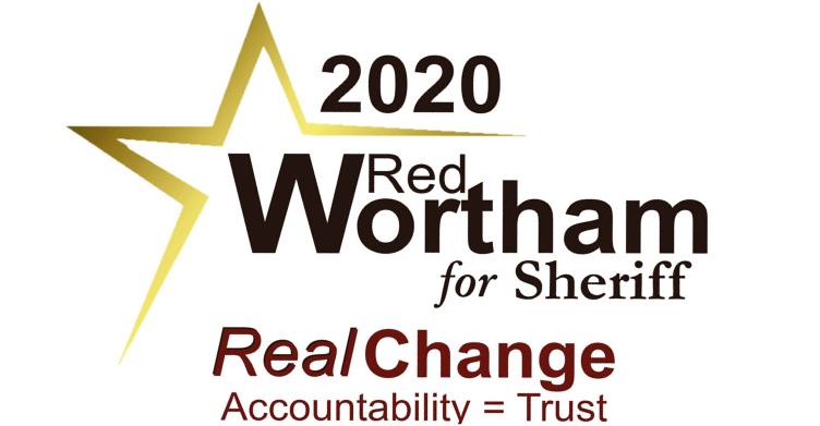 Red Wortham logo