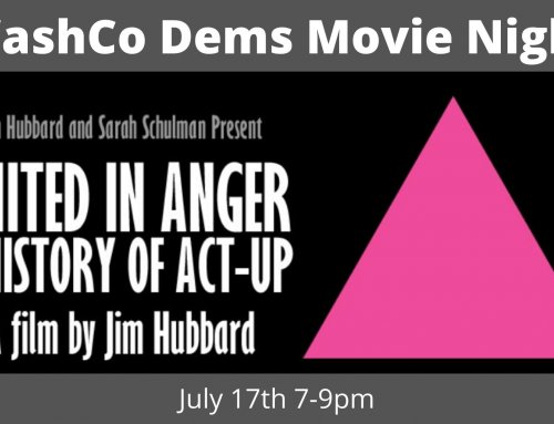 MOVIE NIGHT: United in Anger – A History of ACT UP – July 17th, 2020