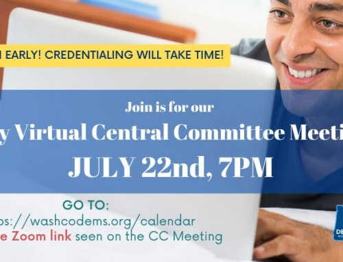 [ONLINE] Central Committee Meeting, July 22, 2020 – on Zoom