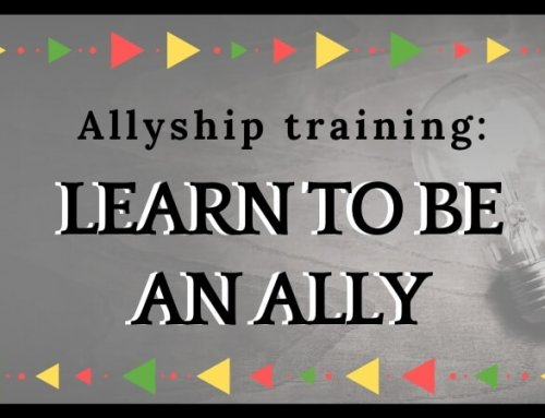 ONLINE TRAINING: The Practical Allyship Workshop