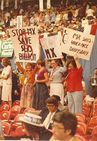 1980 DNC crowd photo