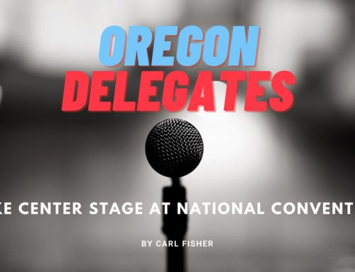 Oregon Democrats Take Center Stage for Convention