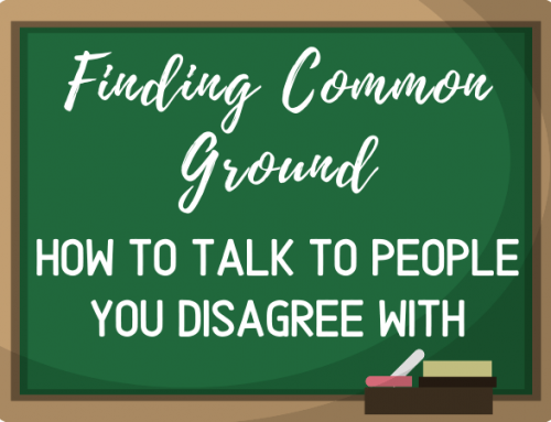 ONLINE TRAINING: Finding Common Ground – SEP 2nd