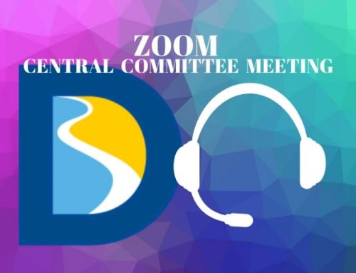 [ONLINE] Central Committee Meeting, April 28, 2021 – on Zoom