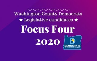 purple november 2020 election promo