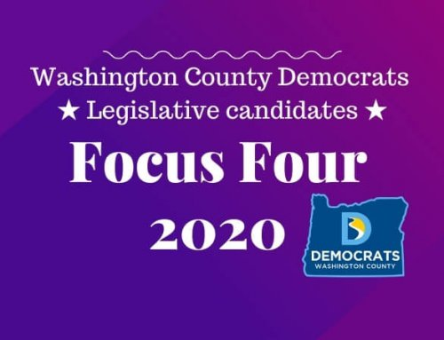 WashCoDems: FOCUS FOUR 2020