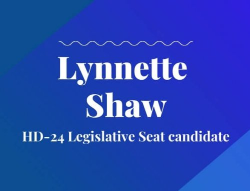 Lynnette Shaw (HD24) – Candidate Interview