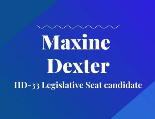 Maxine Dexter, MD (HD33) – Candidate Interview