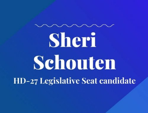 Sheri Schouten (HD27) – Candidate Interview