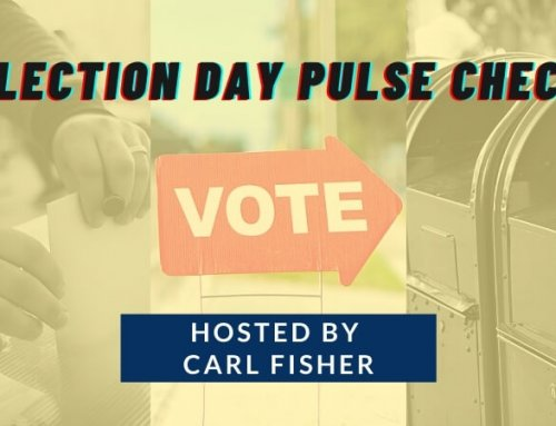 [ONLINE] Election Day Pulse Check on Facebook Live!