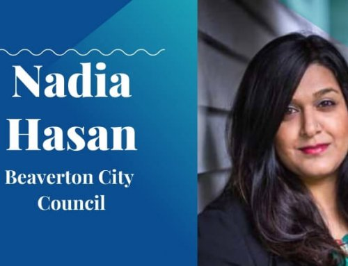 Nadia Hasan, Beaverton City Council (pos. 6) – Candidate Interview