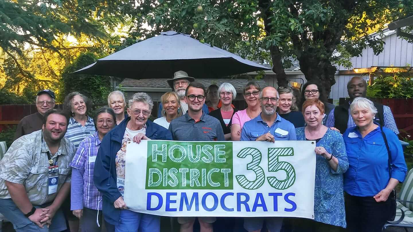 HD 35 Democrats with Margaret Doherty