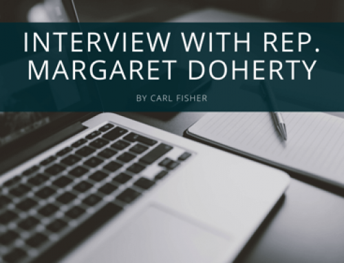 State Rep. Margaret Doherty (HD-35): Video Interview