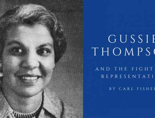 Gussie Thompson and the Fight for Representation