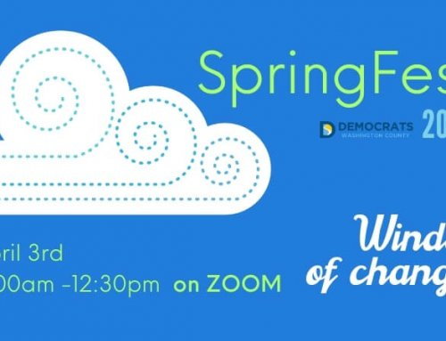 April 3, 2021 SpringFest – Winds of Change