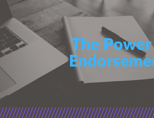 The Power of Endorsements
