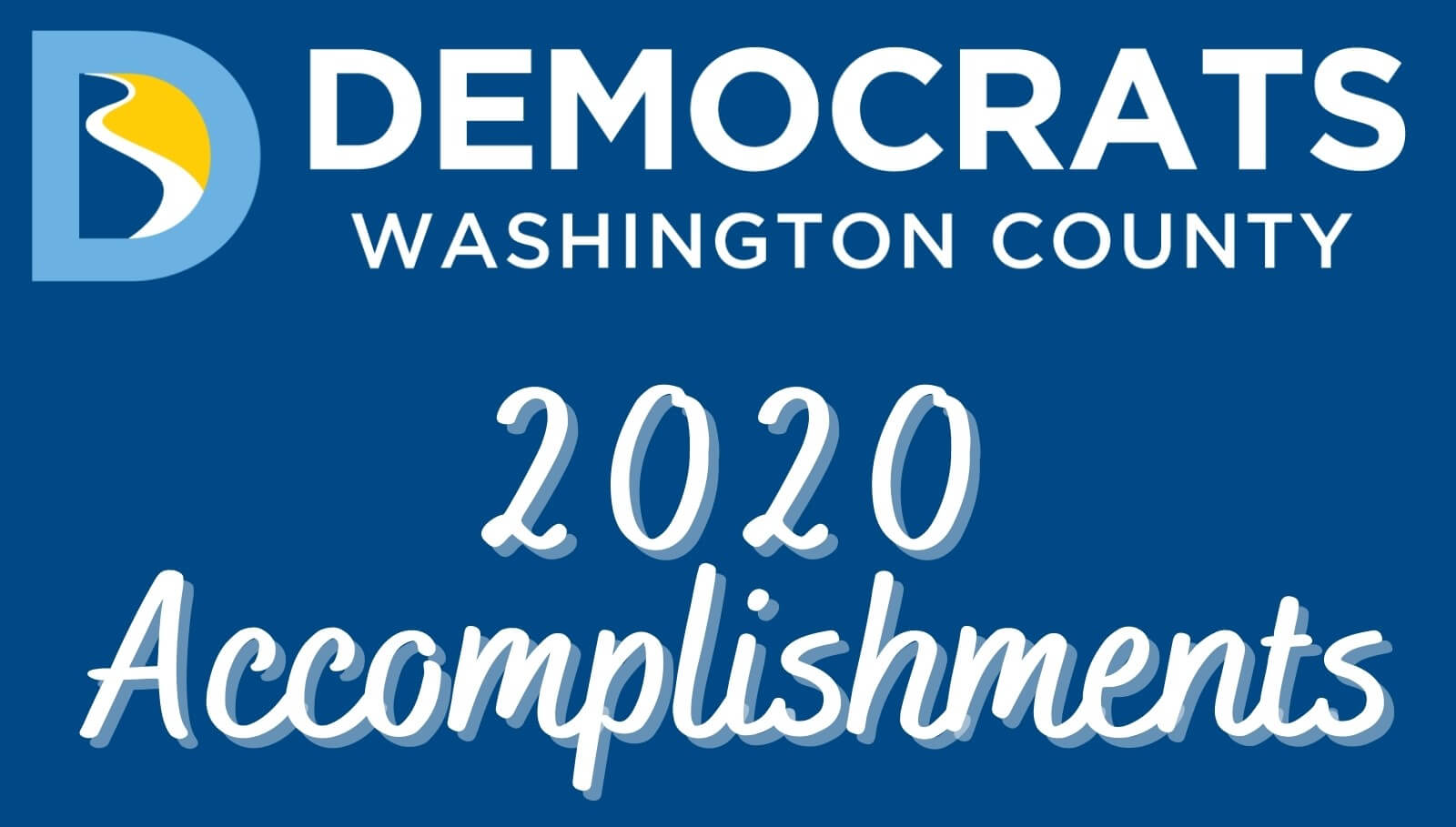 infographic thumbnail with information on 2020 accomplishments